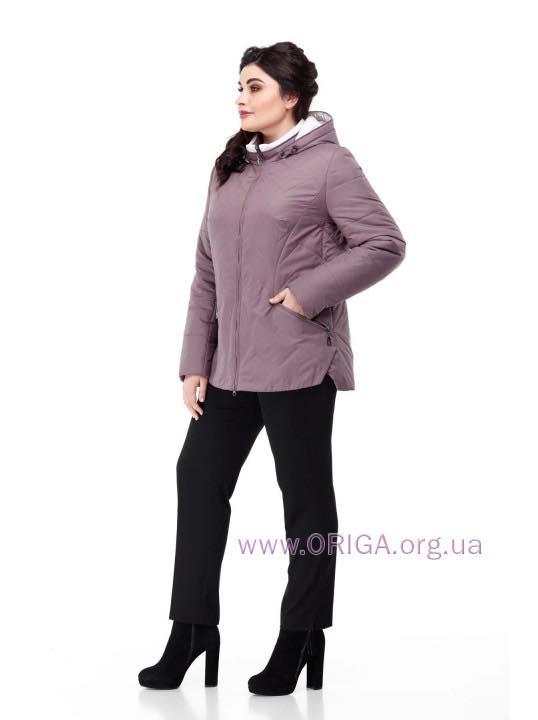 * НОВИНКА 2019! женская куртка РЕНАТА, 48-60