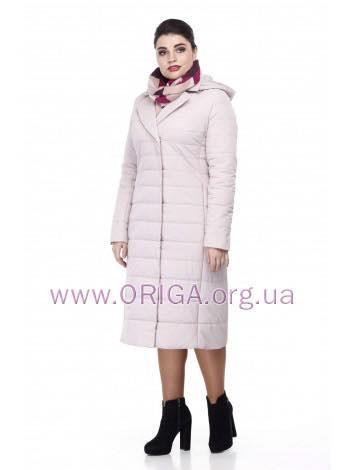 * Новинка анонс-2019! женское пальто длинное Венера-2, 48-60