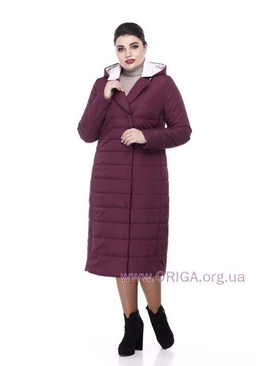 * Новинка анонс-2019! женское пальто длинное Венера-1, 48-60