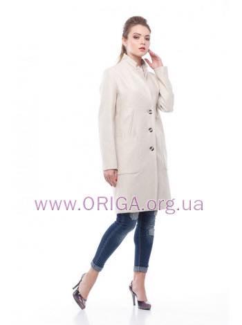 * Весенняя новинка пальто ВИКТОРИЯ, шерсть, 42-48