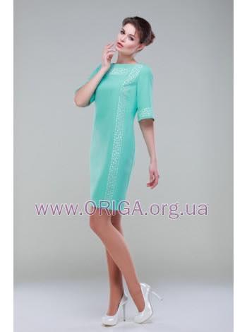 """платье """"Нефертити"""" мята  42"""