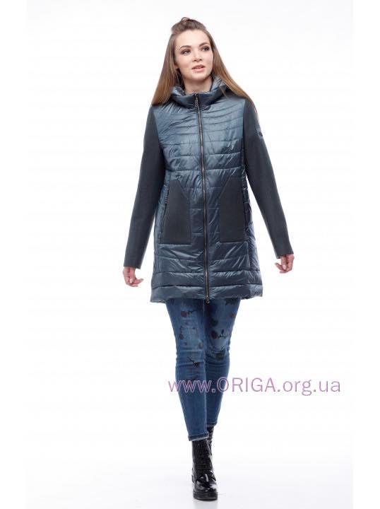 * New spring 2018! женское полупальто/ куртка удл. ЭРИКА-1, 42-52