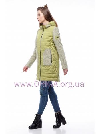 * New spring 2018! женское полупальто/ куртка удл. ЭРИКА-2, 42-52