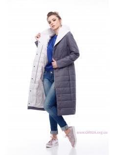 * New spring 2018! женское пальто длинное СИМА-1, 48-60