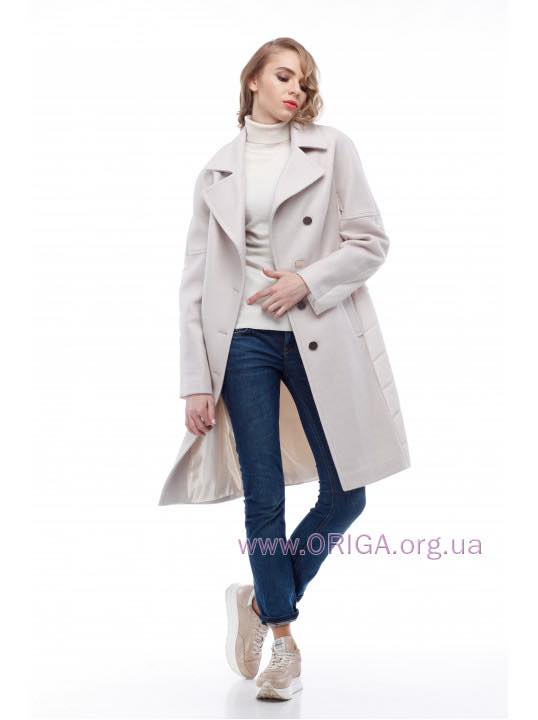 * New spring 2018! женское пальто  МОНРЕАЛЬ-1, 42-52