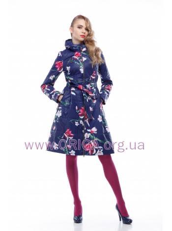* New spring 2018! женское пальто клешоное АВРОРА-1, 42-50