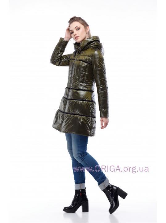 * New spring 2018! женское пальто- куртка ВАСИЛИСА-3, 42-48