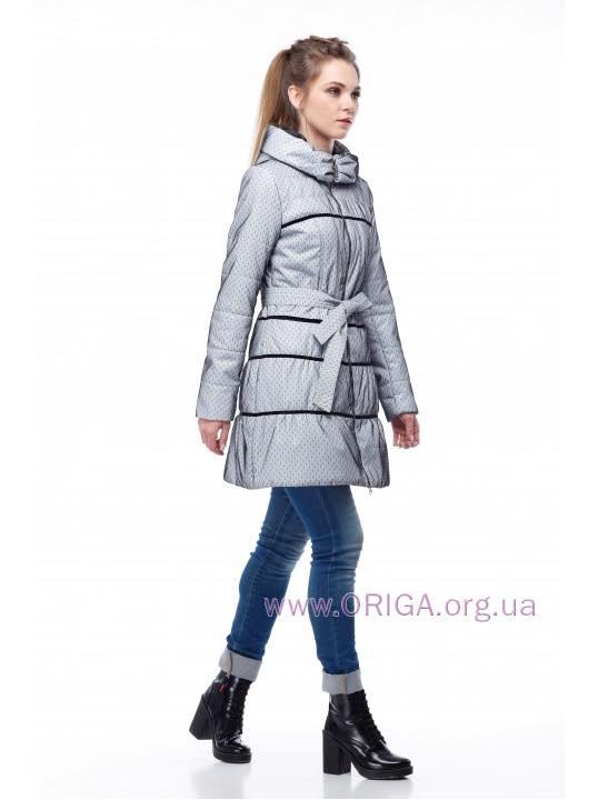 * Весна 2018-2019! женское пальто- куртка ВАСИЛИСА-1, 42-48