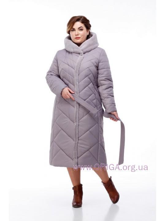 *супер скидки! Зима 2018-2019! пальто женское СИМА-светлые цвета, кролик 48-62