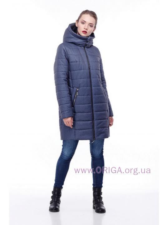 * Зима 2018-2019! женское полупальто/ куртка удл. ВЕСТА-зима, 42-54
